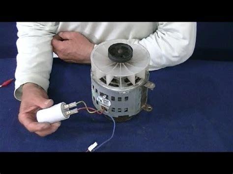 ligação motor monofasico capacitor permanente como conectar motor monofasico con condensador how to connect single phase motor with