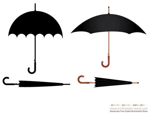 umbrella layout vector umbrella vector set ai svg eps vector free download