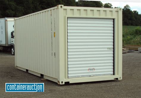 shipping container storage creating a storage facility with shipping containers