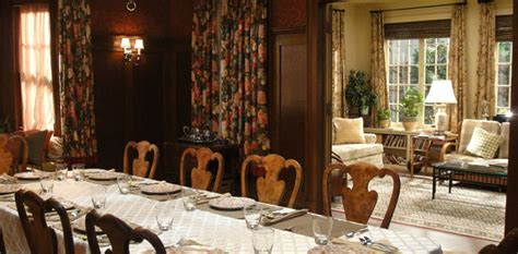 Blood On The Dining Room Floor by Blue Bloods The Best Dining Room On Tv Coldwell Banker