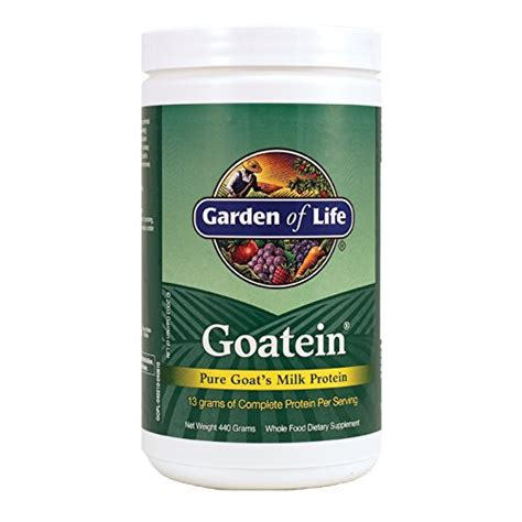Garden Of At Whole Foods Garden Of Protein Powder Goatein Complete Goat S
