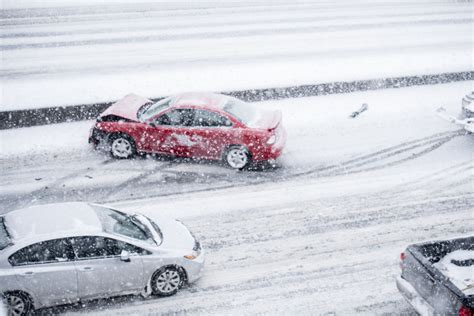 The 10 Worst Michigan Highways for Winter Car Accidents