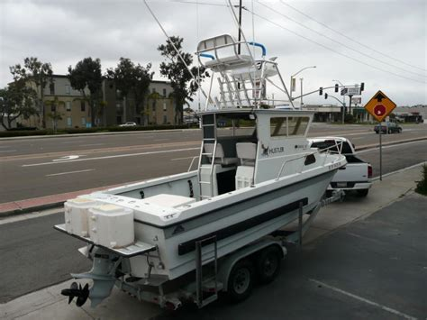 davis boats 22 davis cortez pilothouse w turbo diesel and full tower