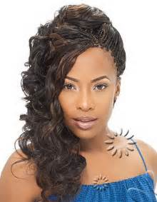 hair braids micros collections