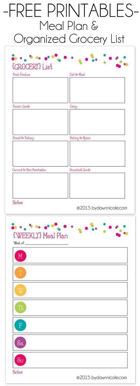 meal card template 25 best homeschool grade cards images on
