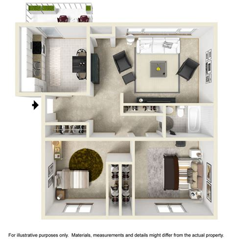 average square footage of a 3 bedroom apartment average square footage of a 1 bedroom apartment in nyc