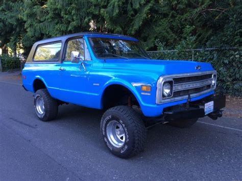 1968 1972 blazer for sale autos post