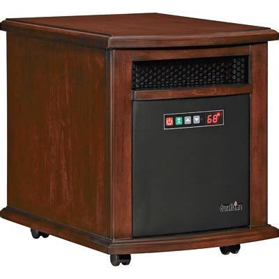 duraflame 5200 btu infrared cabinet electric space heater northern tool duraflame powerheat infrared quartz heater