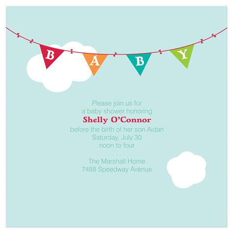 Baby Shower Email Invitations by Baby Shower Invitations Baby Shower Email Invitations