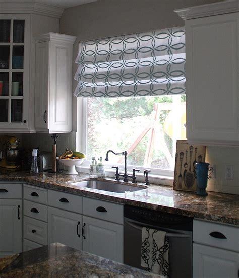 Kitchen Blinds And Shades Ideas galer 237 a de im 225 genes cortinas para cocina