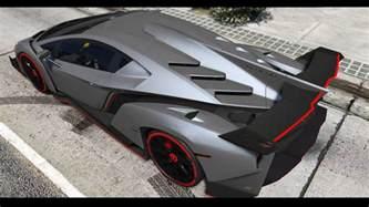 Lamborghini Gta 5 2013 Lamborghini Veneno Hq Add On Dials Gta5 Mods