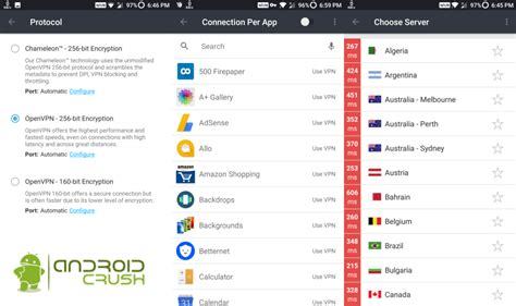best android vpn best vpn apps for android 2017 free premium android crush