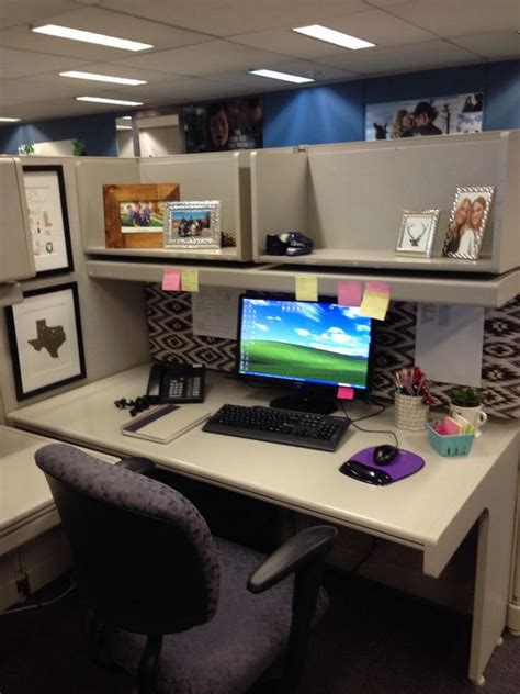 cubicle decoration themes 20 creative diy cubicle decorating ideas hative