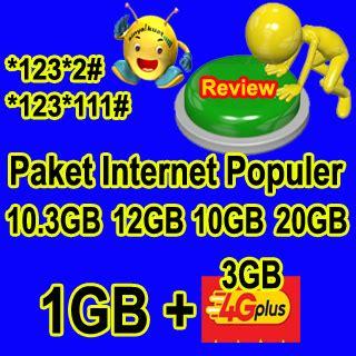 Paket Data Indosat 14gb kerbauboi review paket hemat indosat ooredoo