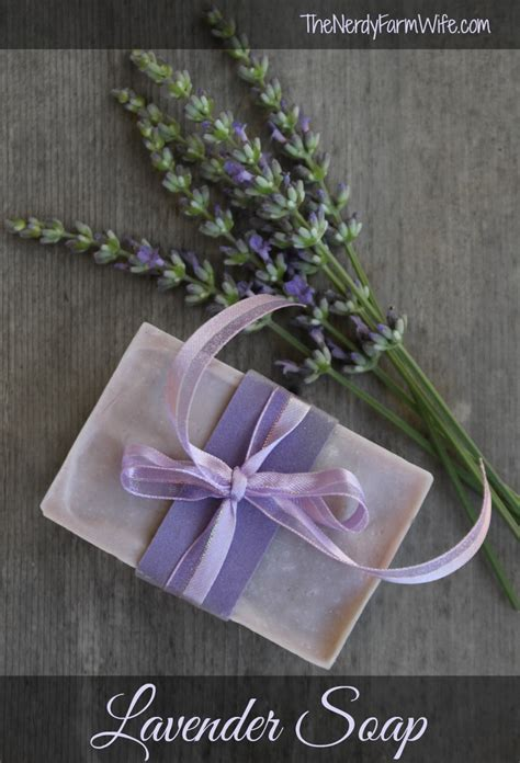 Handmade Lavender Soap Recipe - lavender soap recipe ftempo