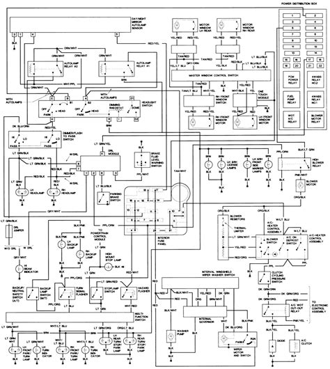 wiring diagram 2000 ford explorer wiring diagram ford