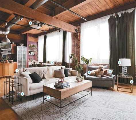 how to decorate a loft 25 best ideas about loft apartment decorating on