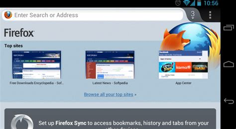 firefox android firefox to android soon to big changes tech news reviews