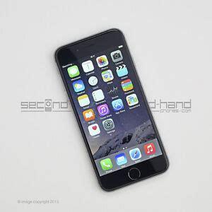 apple iphone 6 16gb spacegrau entsperrt 1 jahr garantie klasse a ausgezeichnete ebay