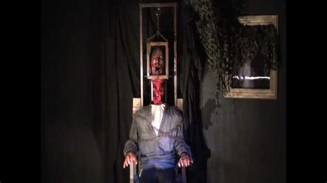 haunted house props poisonprops com ss522 spine stretcher haunted house props youtube