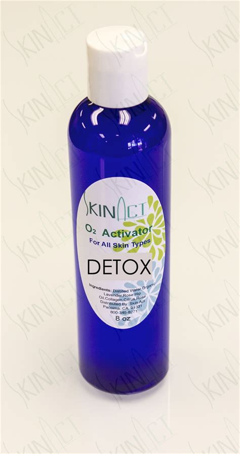 Detox Water For Acne Prone Skin by Detox Oxygen Activator Beneficial For Acne Prone Skin