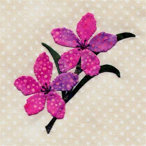 flower pattern quilt applique 17 best images about flower quilt blocks on pinterest