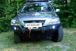 Kia Sorento Road Metalpasja Innowacyjne Doposa綣enia Offroad Kia Sorento
