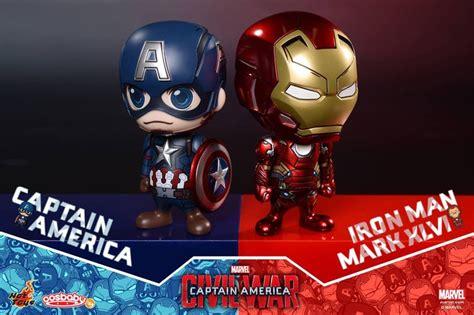 Toys Iron Xlvi Cosbaby L Original pre order toys captain america iron