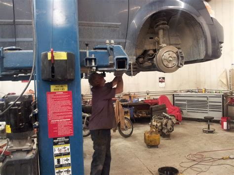 Service Center Automotive Machine Mt