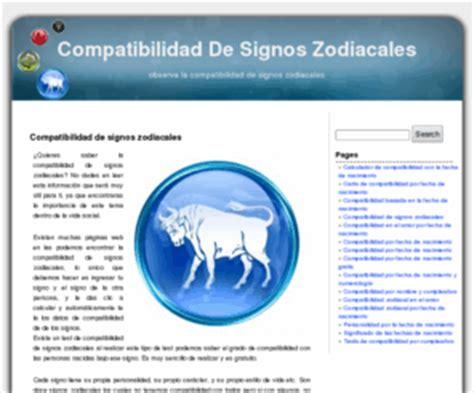 compatibilidad de signos compatibilidaddesignoszodiacales com compatibilidad de
