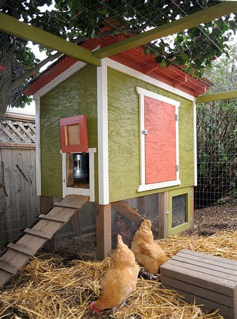 Diy Backyard Chicken Coop by Chicken Coop Bigdiyideas