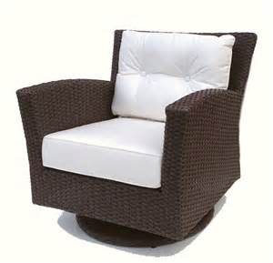 outdoor stuhl outdoor wicker swivel chair sonoma