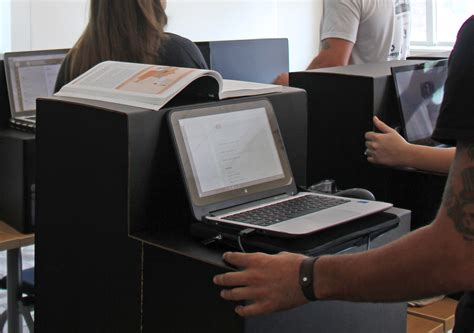 Stand Up Desks For Students by Student Faculty Researchers Probe Health Benefits Of