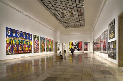 haus der kunst münchen ausstellungen haus der kunst exhibitions lehmann maupin