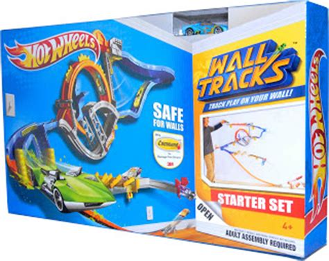 hot cross mum hot wheels wall tracks review