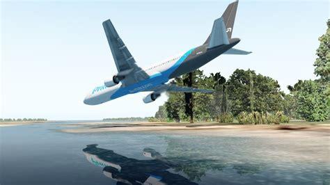 plane crash prime air cargo plane b767 crashes near houston x plane 11