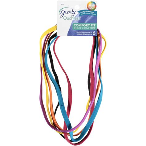 goody ouchless comfort fit headbands goody ouchless comfort fit headbands candy colors 6