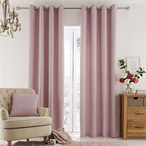 lined shower curtains uk 17 best ideas about pink eyelet curtains on pinterest