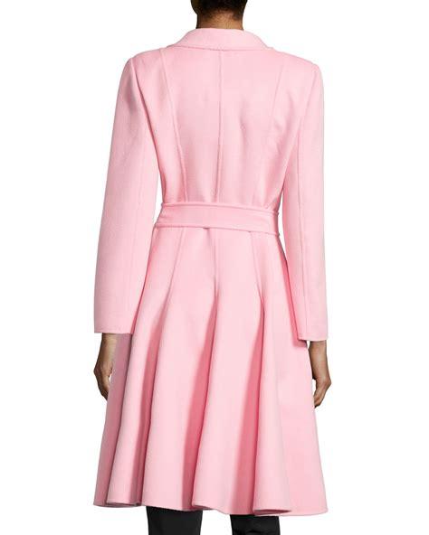 pink swing coat pink swing coat fashion women s coat 2017