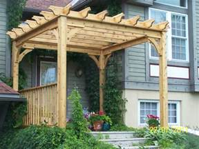 Building Plans For Gazebos And Pergolas by Pergola Canada Submited Images