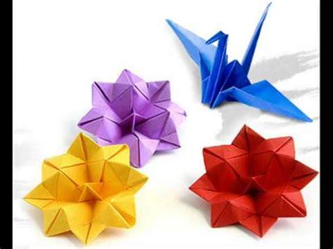 Doing Origami - origami el arte japones plegado de papel