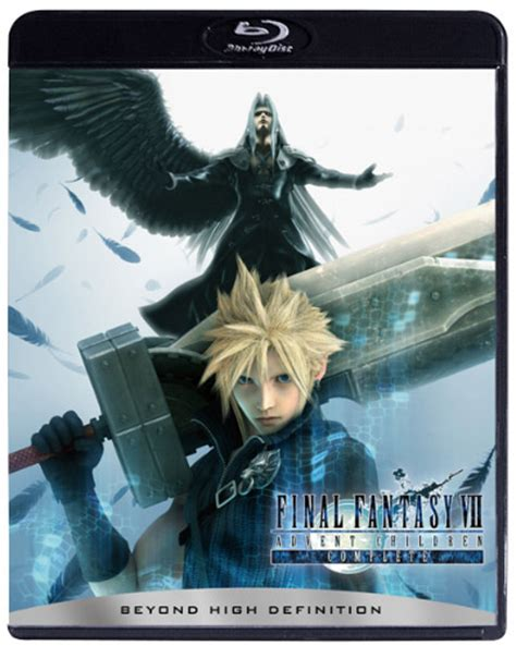 Vii Advent Children Complete Japan vii advent children complete the wiki 10 years of more
