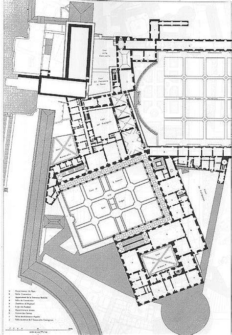 vatican floor plan le vatican et la basilique de saint pierre de rome de paul