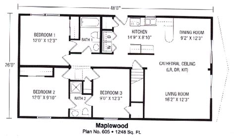 vacation home floor plans susquehanna modular homes vacation ranches