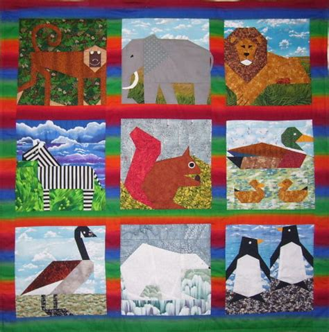 Patchwork Animals - childrens workshop 29th may