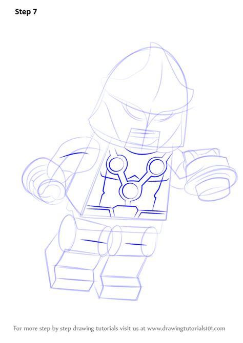 lego nightwing tutorial learn how to draw lego nova lego step by step drawing