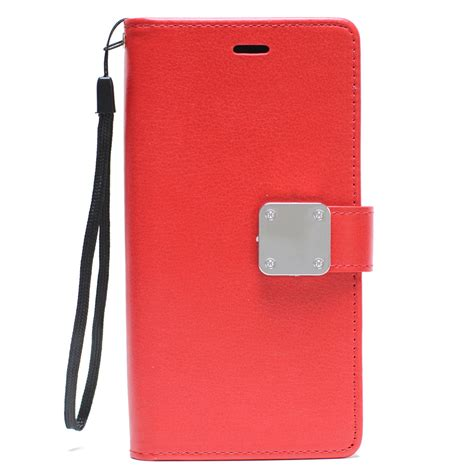 Iphone X Leather Folio Casing Flip Cover Original Standard wholesale iphone x ten multi pockets folio flip leather wallet with