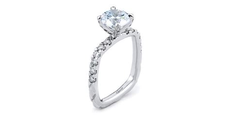 Square Engagement Rings With Band by Engagement Ring Trend Square Bands Arabia Weddings