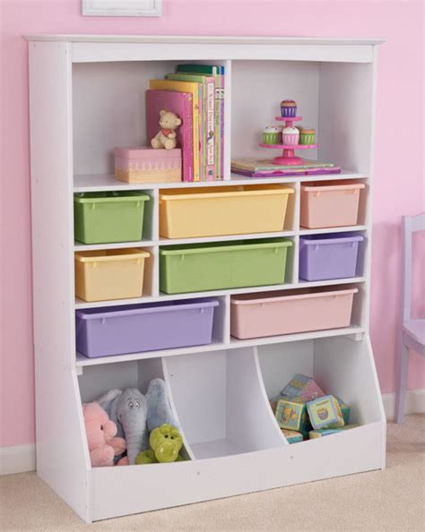 kids toy storage casual cottage