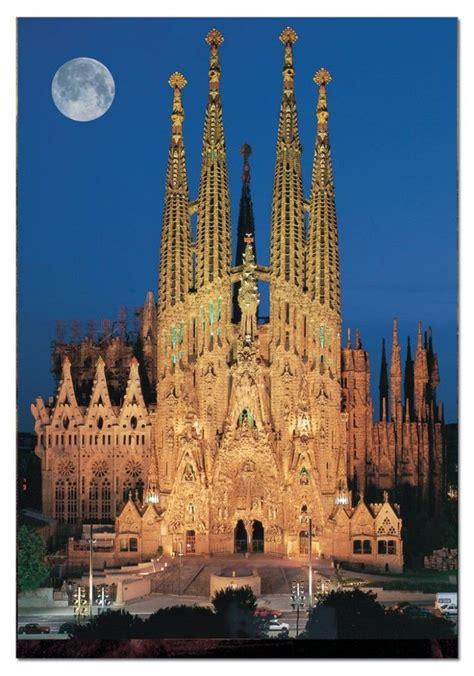 the sagrada familia gauds la sagrada familia barcelona architecture